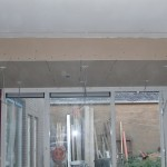 Plafond gipsen